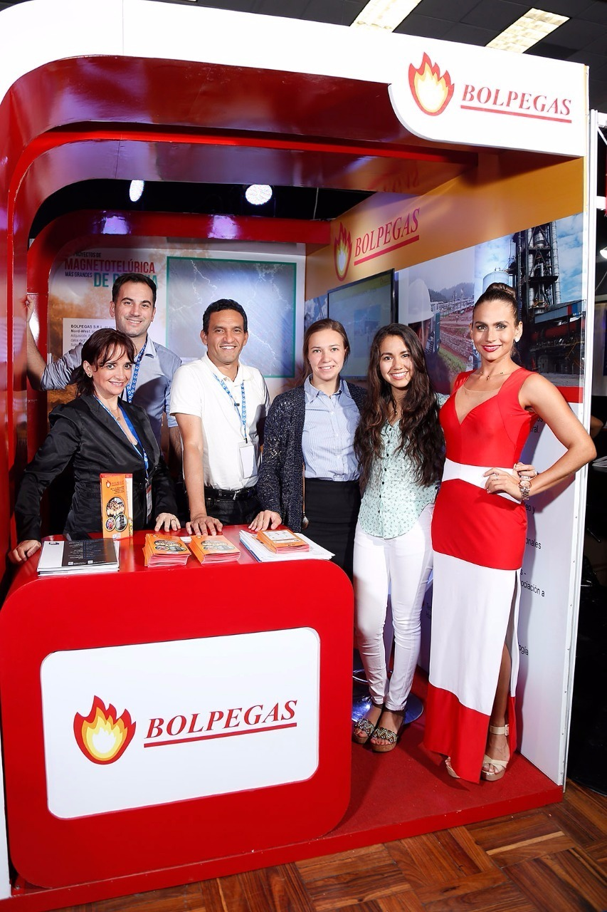 Expo Stand Bolivia : Bolpegas s r l